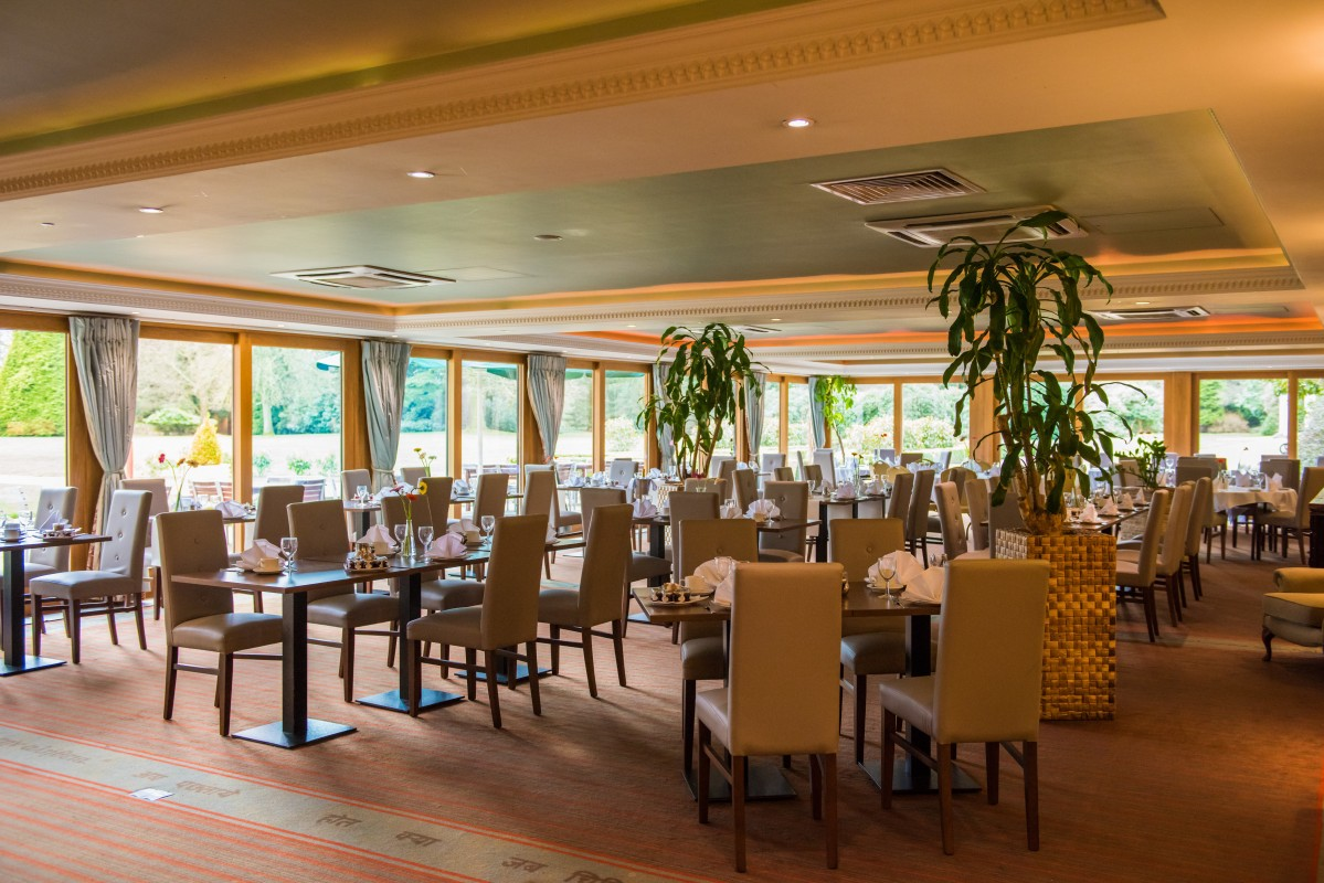 Shendish Manor Private Dining Rooms